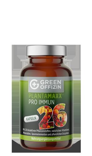 Plantamaxx Pro Immun 26 Kapseln