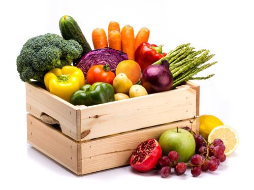 Obst und Gemüse Kiste Plantamaxx Pro Immun 26 Kapseln
