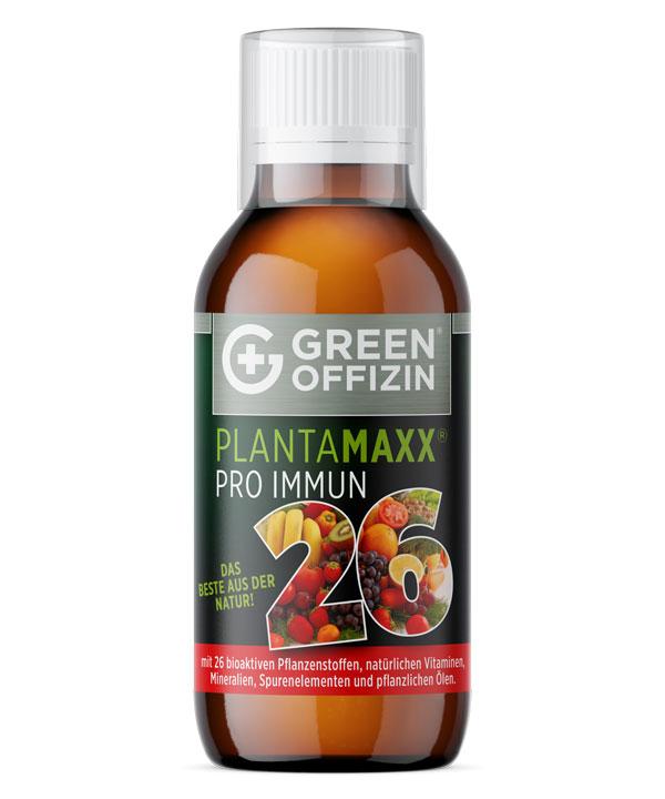 Plantamaxx Pro Immun 26 Saft Flasche