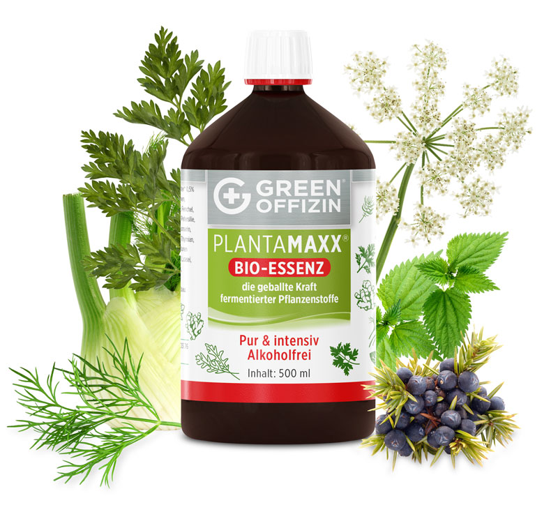Plantamaxx Bio-Essenz mit Kräutern
